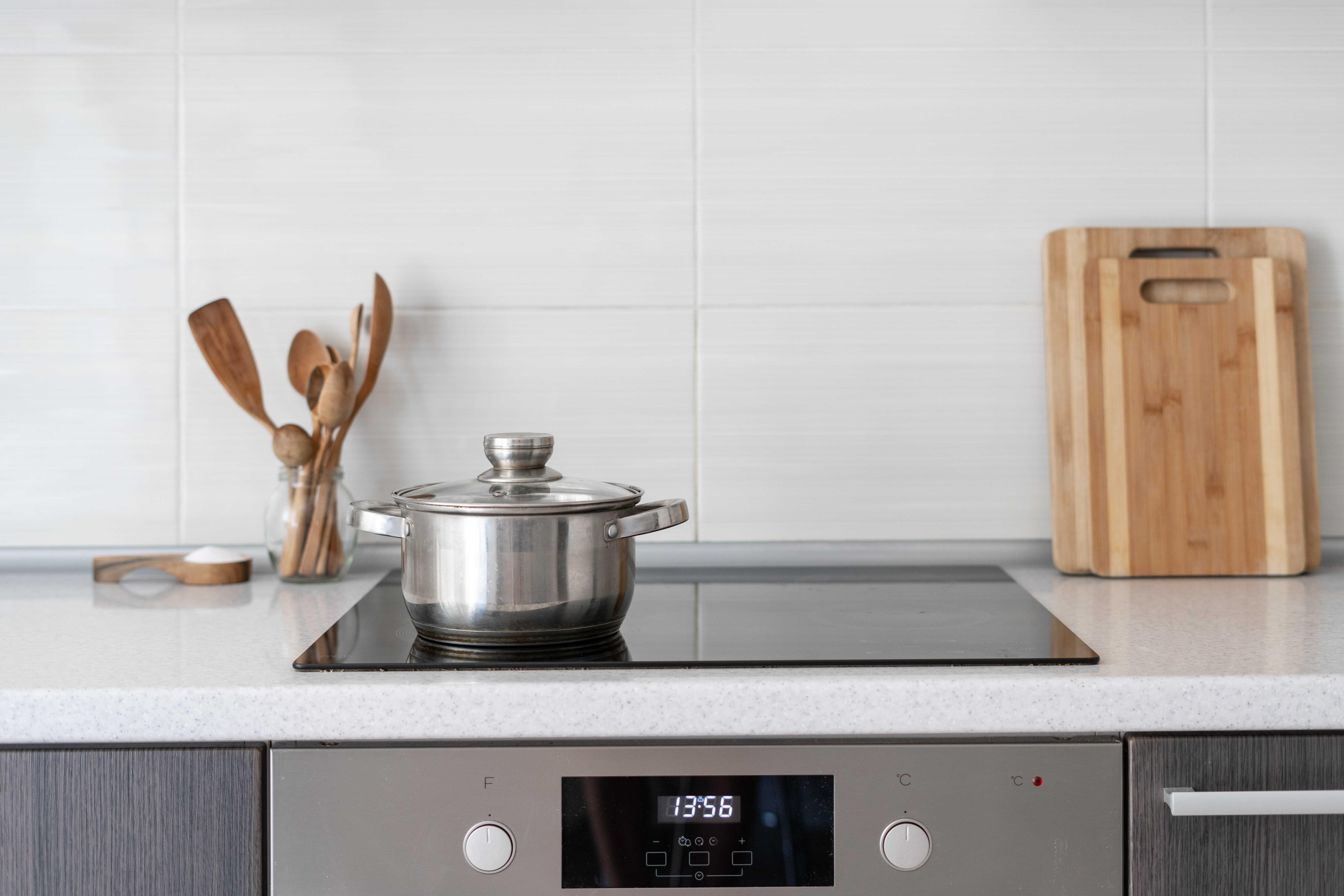 Elektroherd in Ihrer Küche